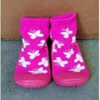Skidder Anak / Sepatu Bayi Prewalker Kupu-Kupu Pink 21010023