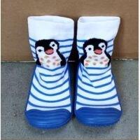 Skidder Anak / Sepatu Bayi Prewalker Pinguin Biru 21010021