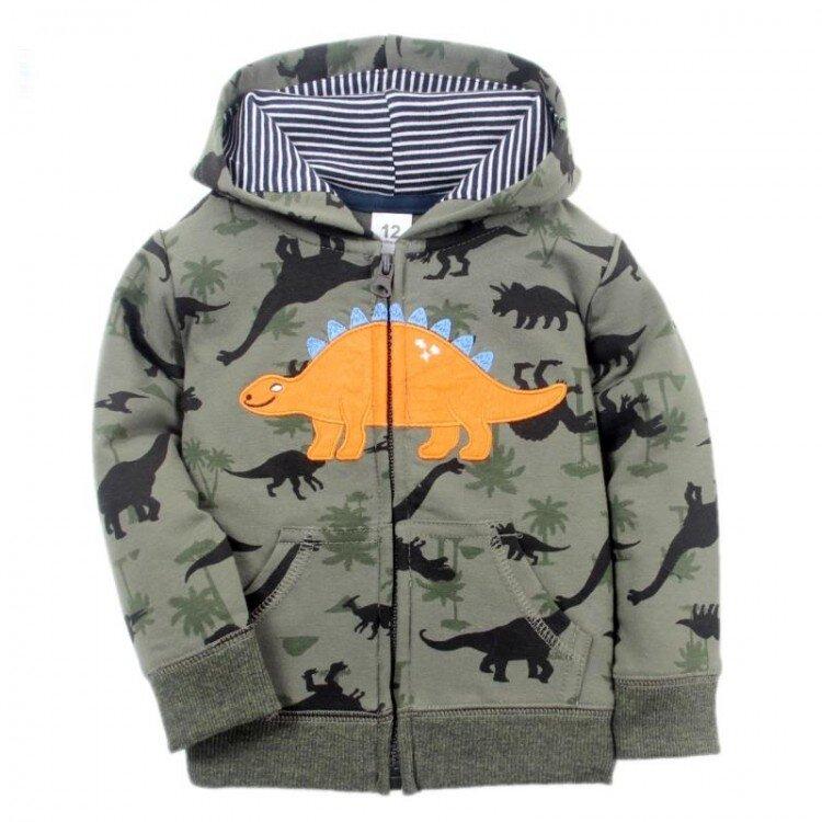 Jaket Import Anak Dino Abu 21040016