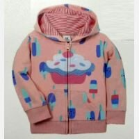 Jaket Import Anak Es Krim Pink 21020067