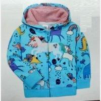 Jaket Import Anak Unicorn Biru 21020068