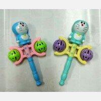Mainan Kerincingan Bayi Doraemon 2 Bola 21030080