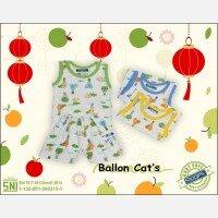 Baju Atasan Singlet Anak Ridges Ballon Cat S 21020027 (Atasannya Saja)