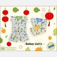 Baju Atasan Kaos Anak Ridges Ballon Cat XL 21020034 (Atasan Saja)