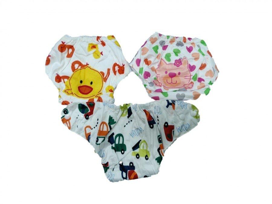 Clodi Popok Kain Bayi tanpa insert / Cloth Diapers Cuci Ulang
